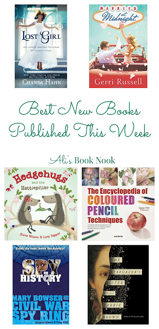 New books you won't want to miss! YA, middle grade, adult, children's and nonfiction titles