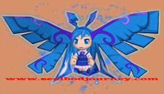 Blue Oriental Phoenix Seal Online BoD