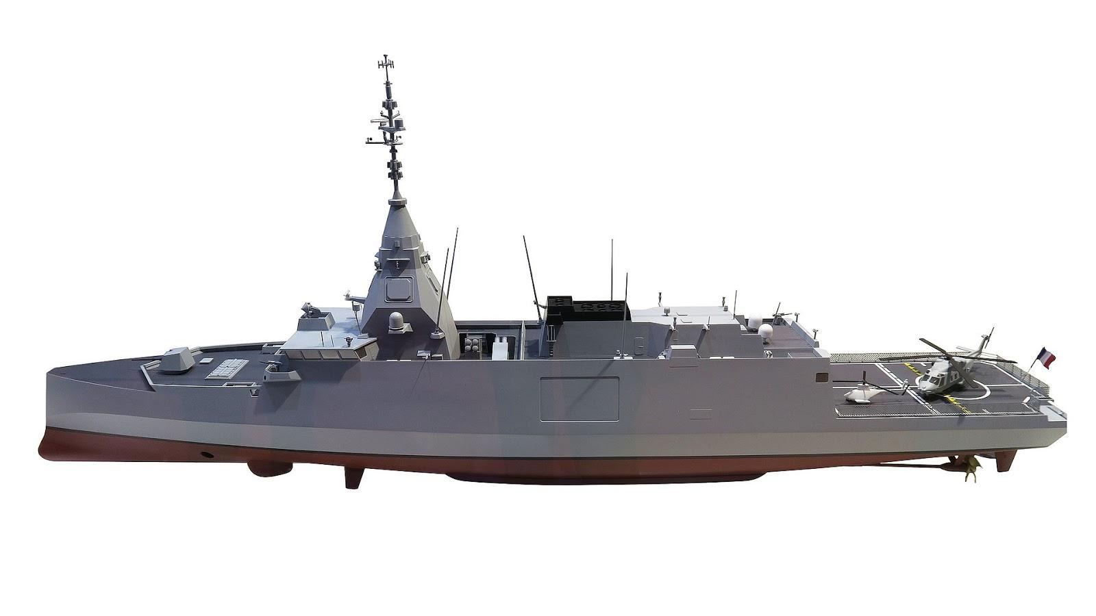 Fregate de Taille Intermediaire