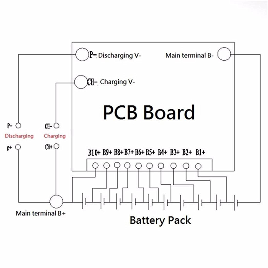DIY Electric E-Bike Battery Build Lithium Ion 36v 20Ah Super Ultra