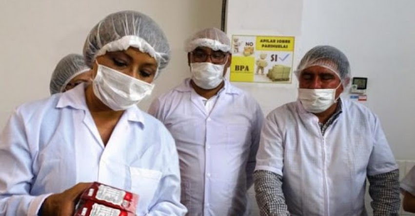 Qali Warma eliminará progresivamente el uso del plástico y tecnopor en los envases de sus productos - www.qaliwarma.gob.pe