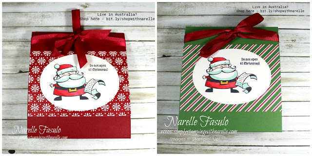 Make Christmas giving easy this year with coordinating products from my online store - http://bit.ly/shopwithnarelle
