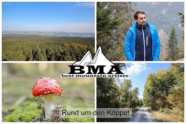 Wanderung rund um den Köppel Westerwald Montabaur Best Mountain Artists