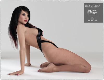 Ayunia for Genesis 3 Female