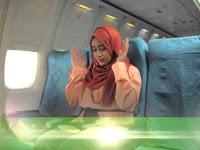 Tata Cara Gerakan Shalat dalam Kendaraan, Pesawat Terbang, Kereta, Bus