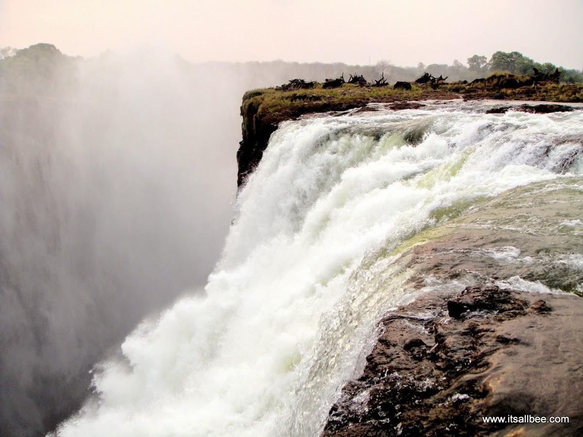 Devil's Pool Victoria Falls | Devil's Pool Livingstone Zambia