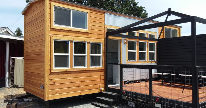 Kitchen Showrooms Sacramento Commercial Cabinets Tiny House Town: The Grand Teton From Mountain Houses ...