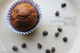 recipe pumpkin muffin