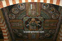 Augusta Victoria Kerk, Foto's van Jeruzalem, De oude stad, Kerken in Jerusalem, Reizen