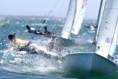 Llegando al puerto después de 3 semanas de marejada, Mario Schumacher Blog