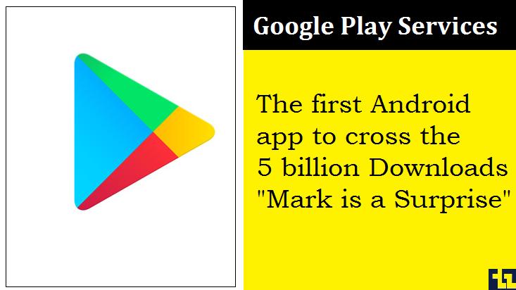 5 Billion Downloads-Techapis