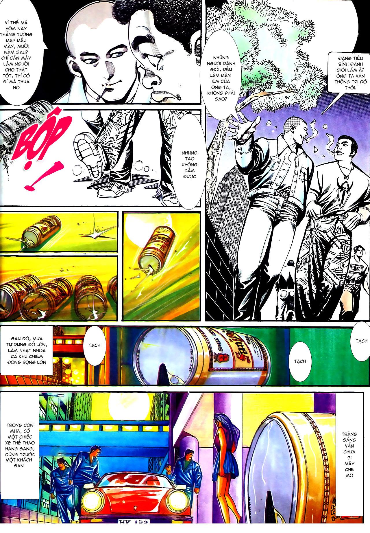 Người Trong Giang Hồ chapter 152: trăng sáng chiêm đông trang 12