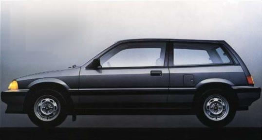 Karznshit 84 Honda Civic