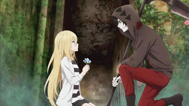 هذه الحلقات عبارة عن الحلقة 13 و 14 و 15 و 16 من أنمي ملاك الموت و هي تكلمة للأحداث الرئيسية للأنمي.