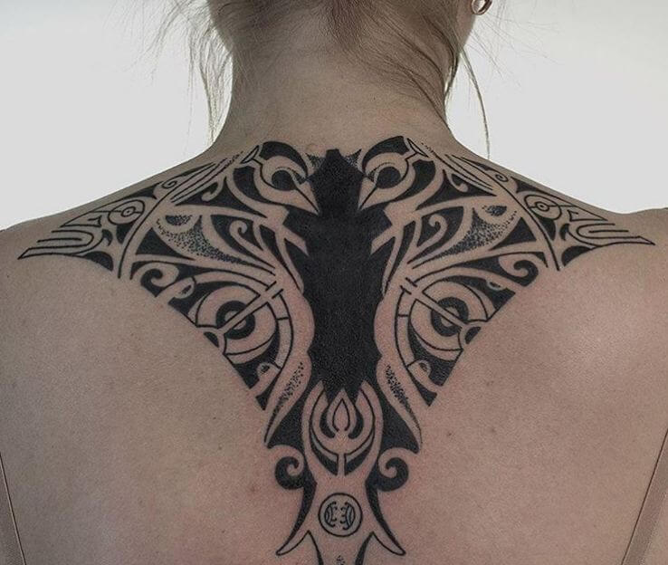 Traditional Maori Tattoo Designs: 50+ Traditional Maori Tattoos Designs & Meanings (2019