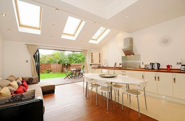 My dream house extension - Designs for kitchen diners open plan ...