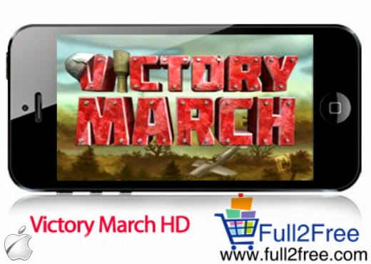 iOS Games : Victory March HD 1.1.6