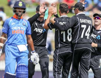 India Record Their 7th Lowest ODI Total