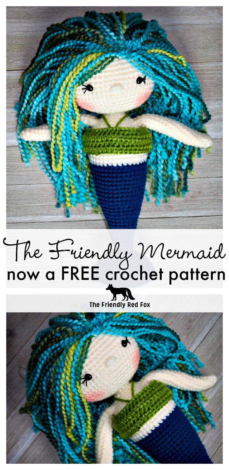 Crochet Tutorial: Mermaid Tail Afghan Pattern—3 Sizes (Small ... | 1508x735