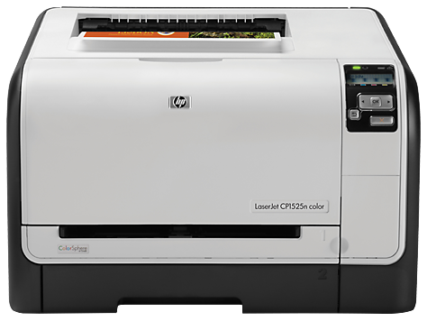 HP Laserjet CP1525nw Driver