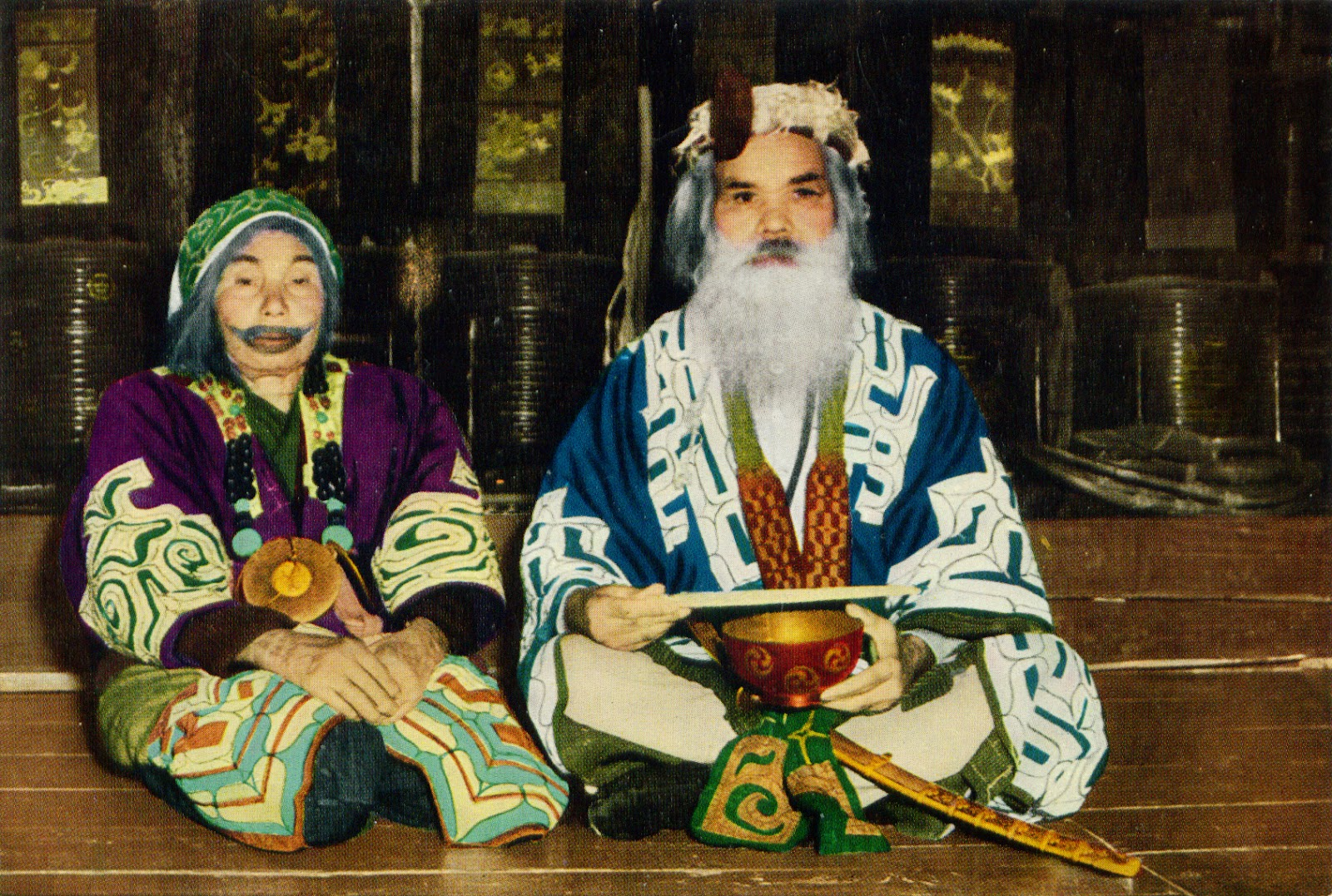 ainu people The ainu are the indigenous people of hokkaido, the northernmost island of  japan, whose culture and influence flourished for about 300 years.