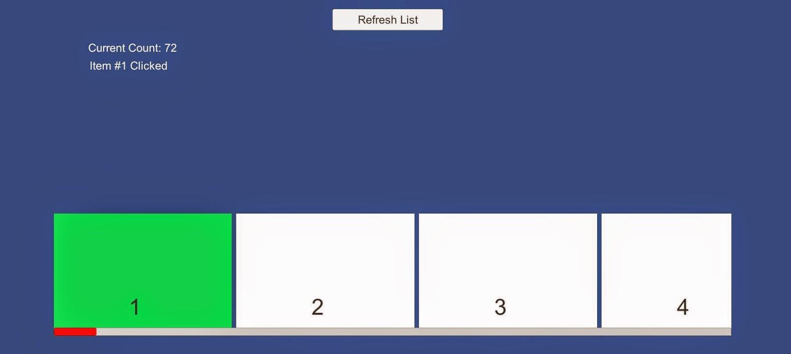 Dynamic Grid Layout in Unity3d 4 6 UI