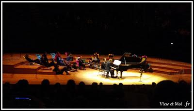 Paris nuit blanche  2016 philharmonie