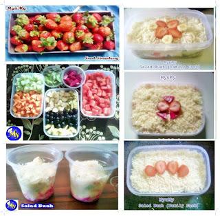 Cara Membuat Salad Buah Sendiri yang Segar, Enak, dan Mudah