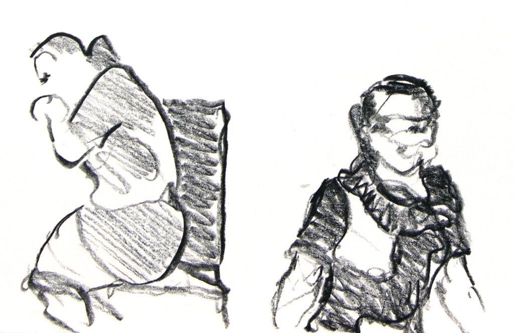 El Arte de Jaime Villegas: El Teatro Xbalamqué, 3er