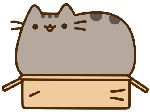 Facebook Cat Sticker Gif
