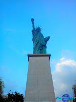 Paris statue de la liberté