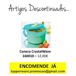 160010 - Caneca CrystalWave tupperware