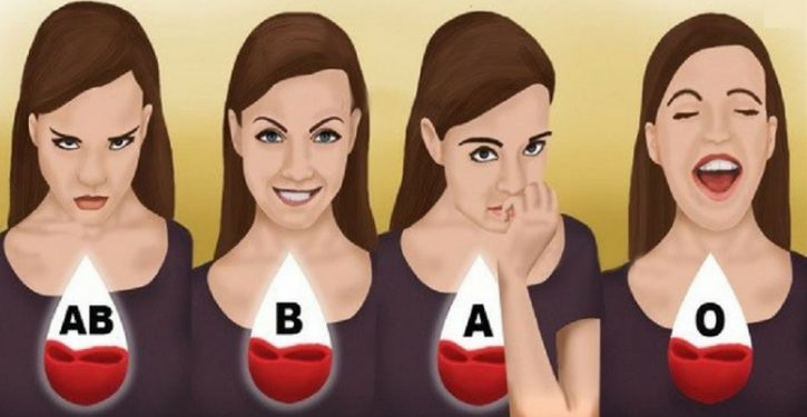 We Should All Know These 5 Things About Our Blood Type