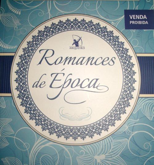 Romances de época, Editora Arqueiro