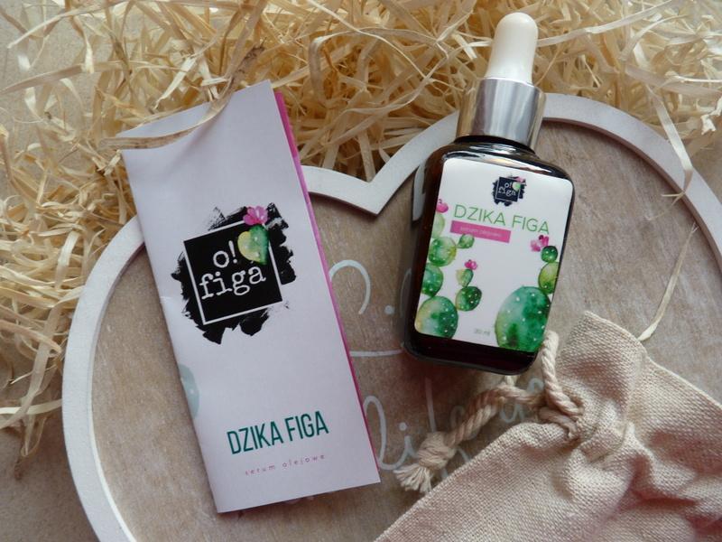 O!figa - Serum olejowe Dzika Figa – naturalny botoks dla skóry dawkowany pipetą