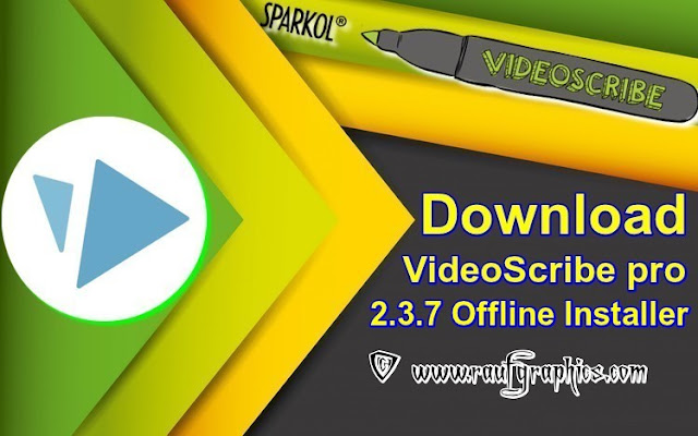 VideoScribe Pro  2.3.7 Offline Installer  Download
