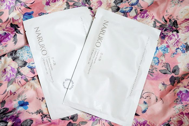 Naruko taiwan magnolia brightening and firming mask review, naruko review, naruko taiwan review, naruko indonesia review