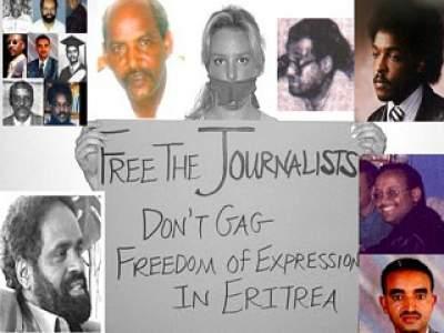 journalists in eritrea