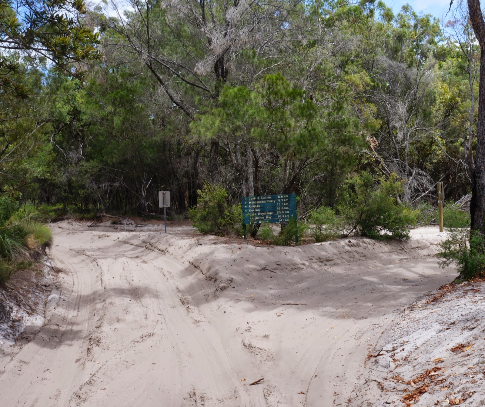 Fraser Island Australia: Mobility Management Australia: Moving Around Fraser Island