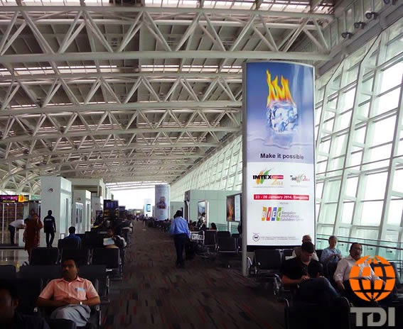Airport Advertising, Airport Advertising in India, Airport Advertising Agency in Delhi, Airport Advertising Agency in India