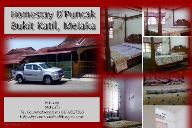 Homestay D'Puncak Melaka