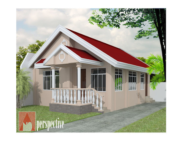 Front side design of assam type house house design for Normal home front design