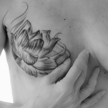 mastectomy scar tattoo