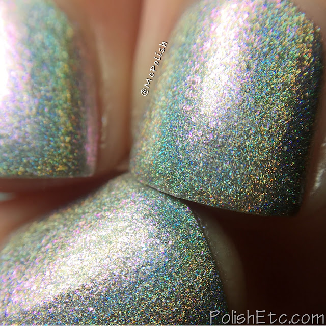 Glitter Daze - Moon Baby Collection - McPolish - Moonbeam