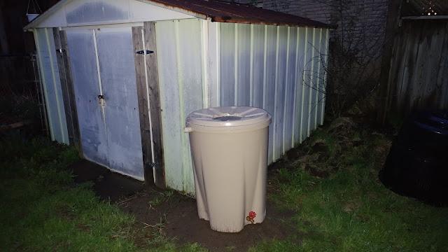 Rain Barrel #1
