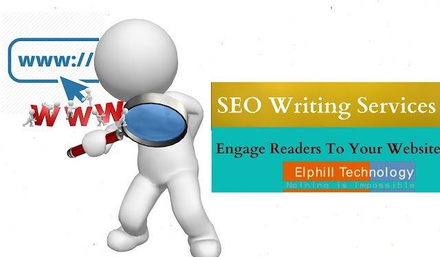 Seo writing service for the web
