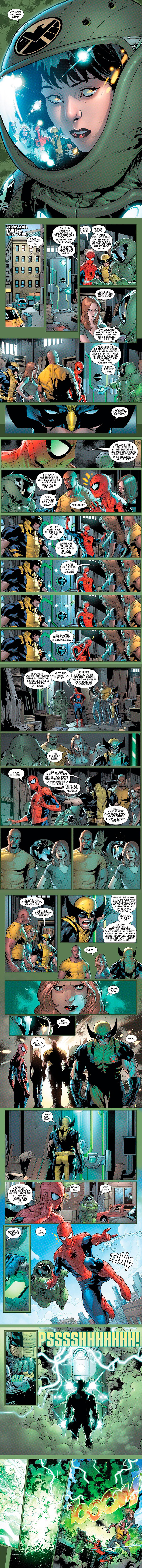 Avengers Bomb Squad