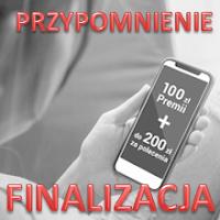 Finalizacja promocji EnveloKonta w EnveloBanku z premią 100 zł