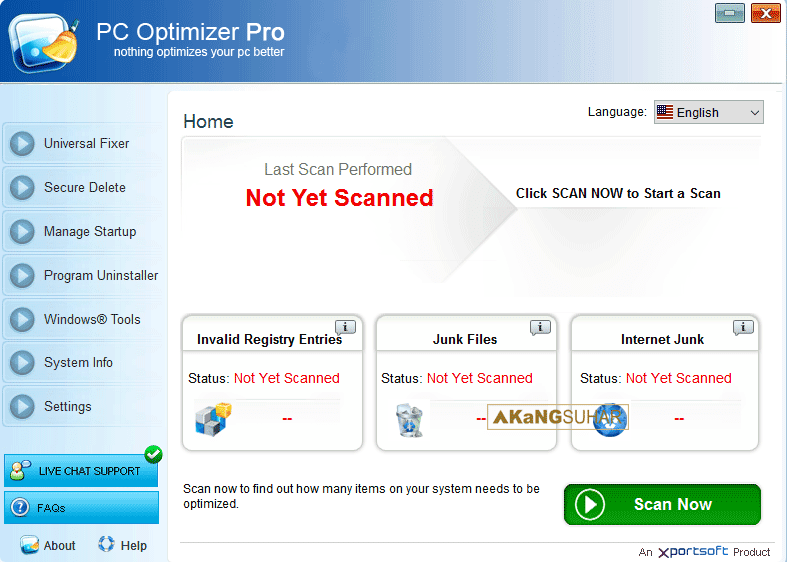Download PC Optimizer Pro 8.0.1.8 Full Keygen