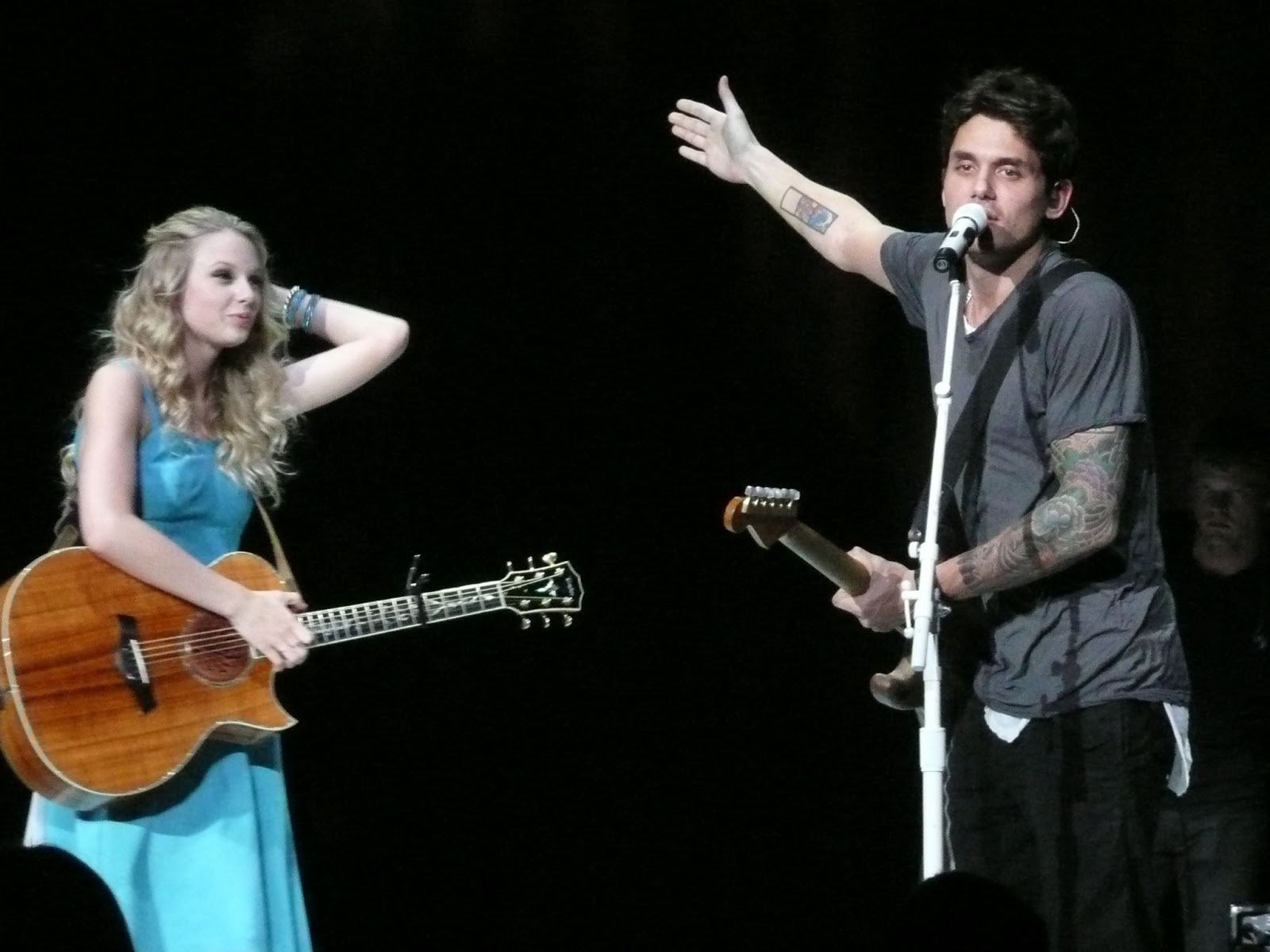 John Mayer Addresses 'Paper Doll' Rumors: Is It About ...